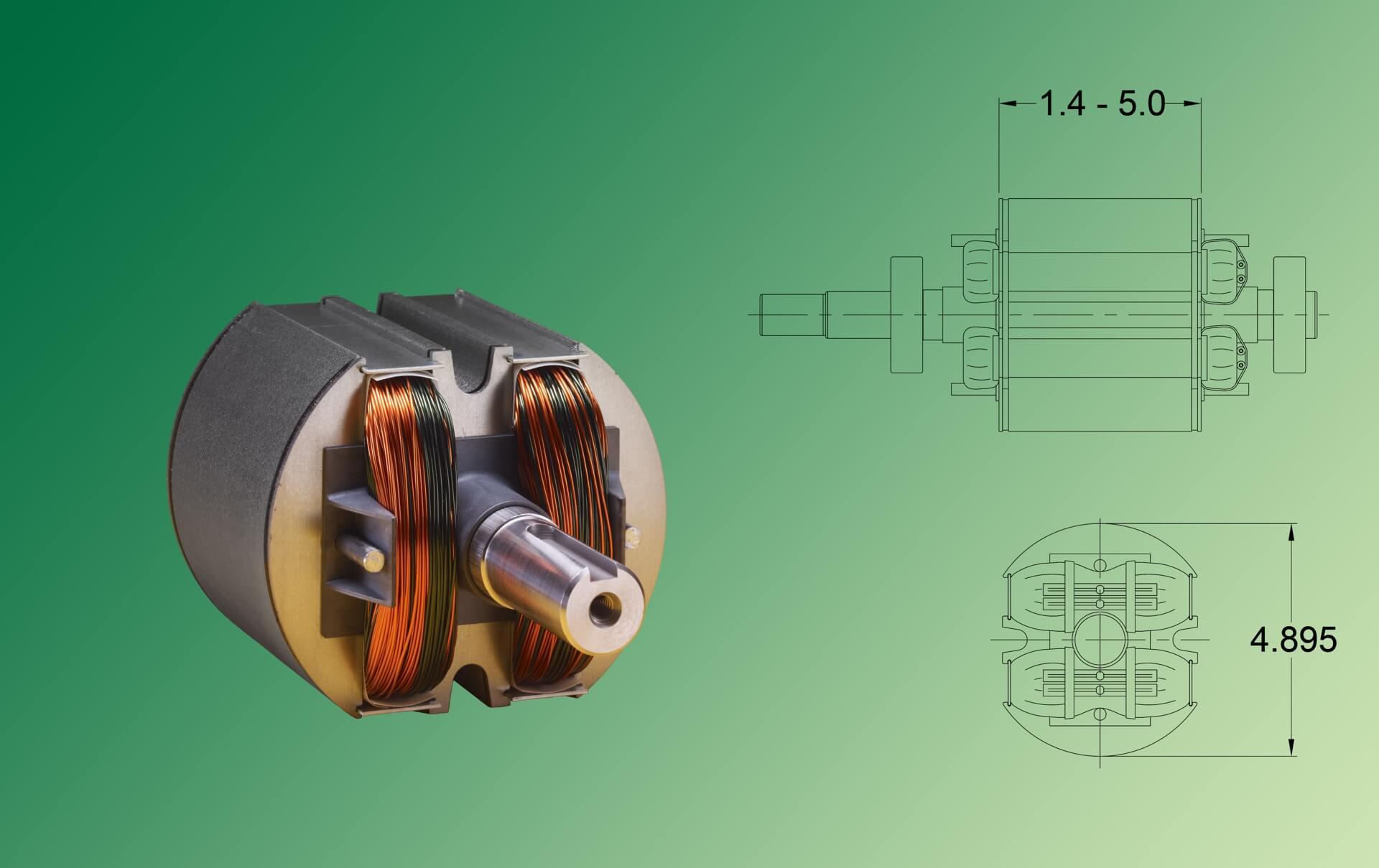 Generator Heads  U0026 Generator Motors For Commercial Power Generators